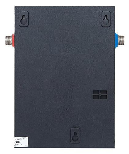 iHeat Tankless S-12 54A 12KW by AWG#6 Electric Water 7.5