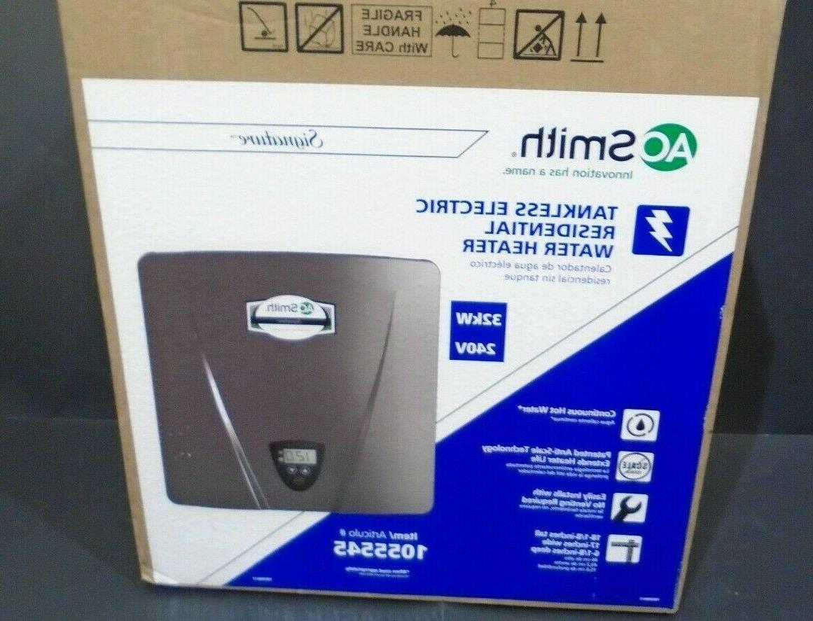 A.O. Signature 32.0 Indoor Tankless