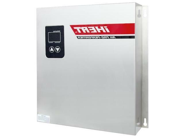 iHeat Tankless Water Heater Whole House App 240V