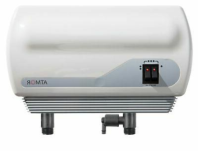 at 900 04 tankless water heater electric