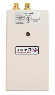 Eemax SP80 8.0KW 277V Single pt. Electric Tankless Water Hea