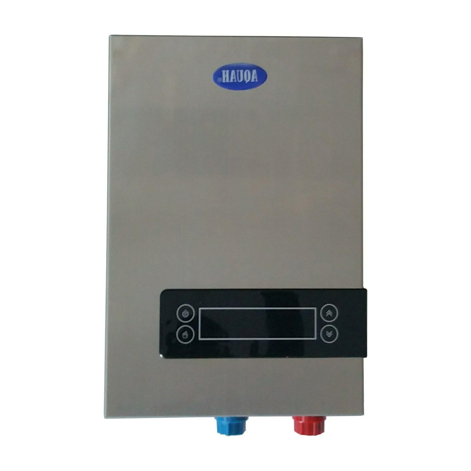demand electric tankless water heater