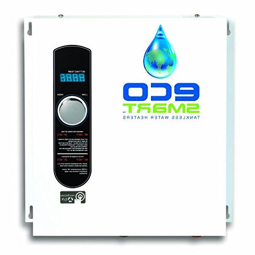 eco 27 electric tankless water