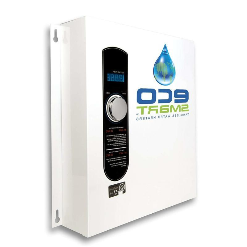 ECO Electric Tankless Water 27 at Amps w/Self