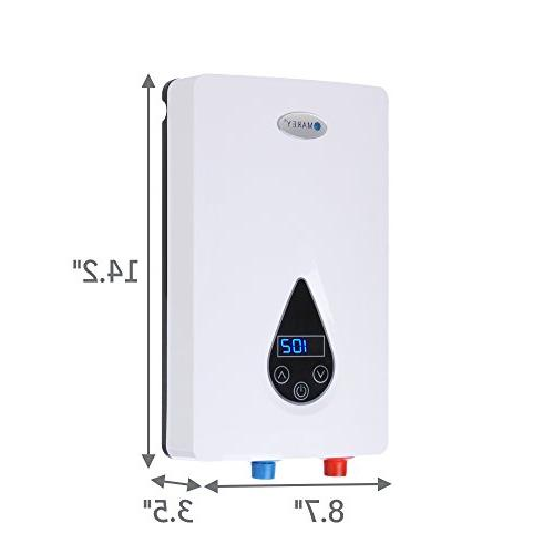 Marey 220V/240V-14.6kW Water Heater with Technology
