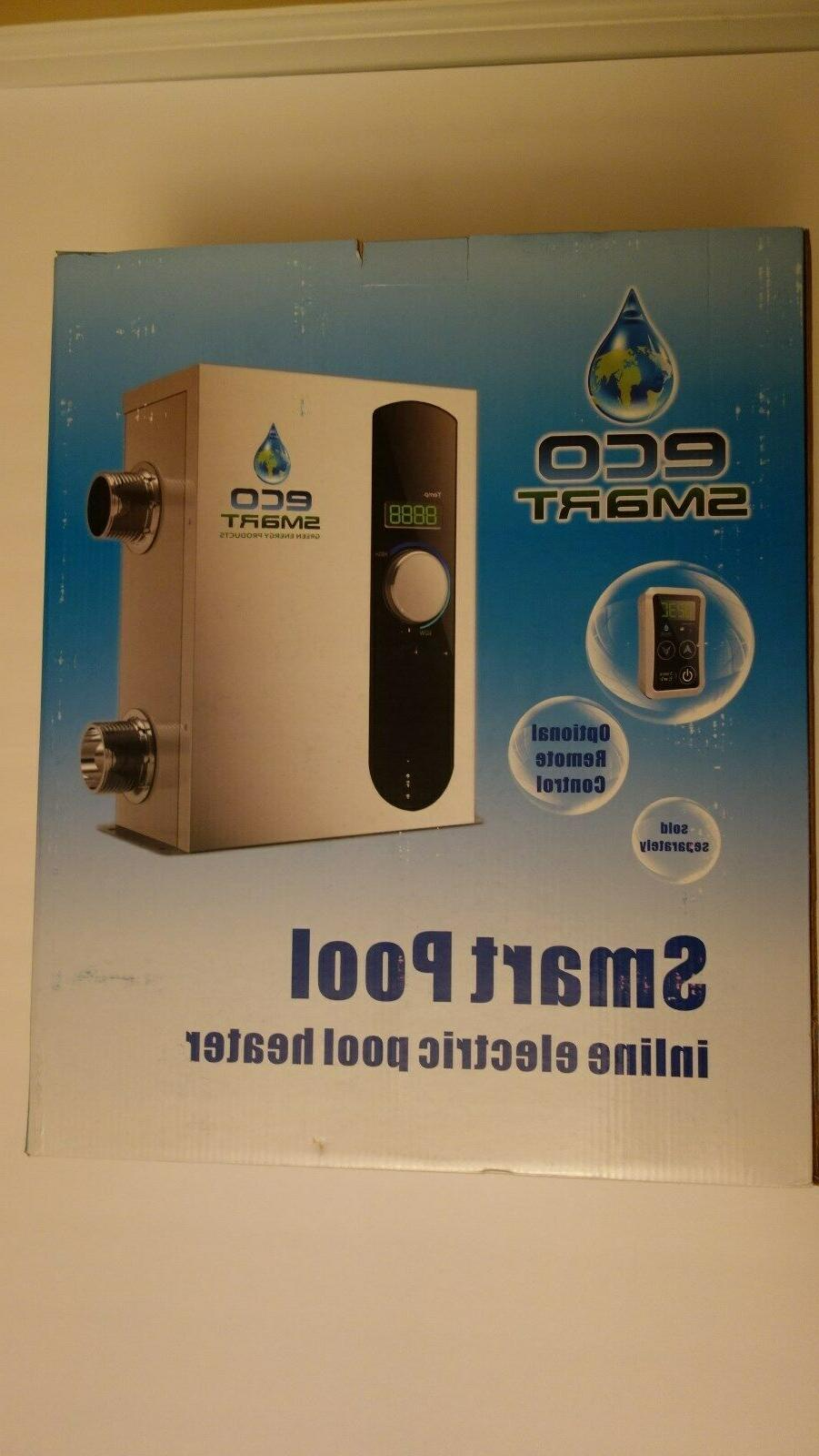 EcoSmart Pool 27 Electric 240v Water Heater