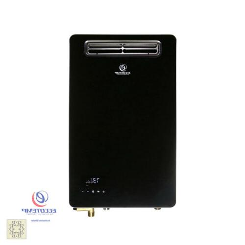 el22 gas tankless water heater