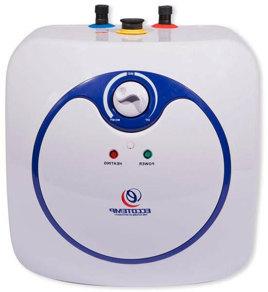 Electric Mini Tank Water Heater 4 Gallon 1440 Watts Point of