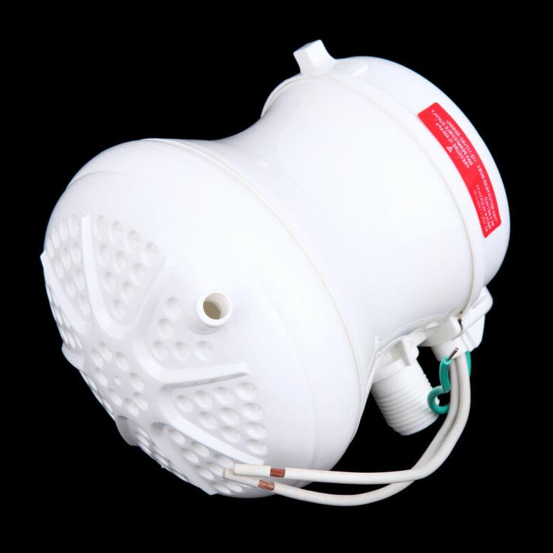 Electric Shower Water Heater Hot 110V