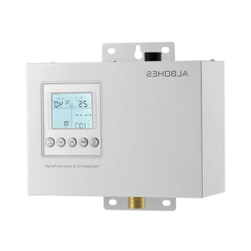 electric tankless instant water heater hot cold