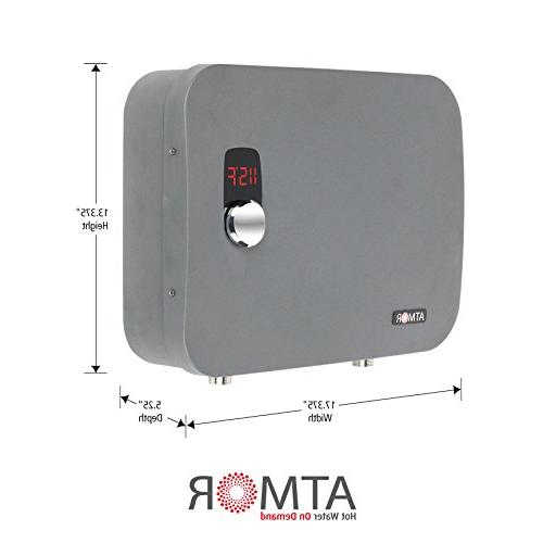 18kW Tankless Heater, 3.7 Series with Control