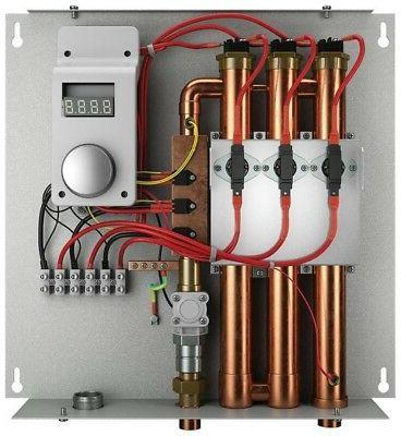 Rheem Tankless Heater Instant Hot 27 kw Self-Modulating