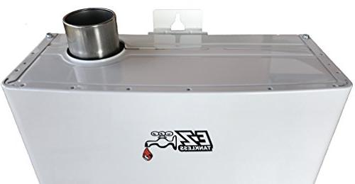 EZ Ultra HE Gas Condensing Tankless Water Heater