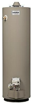 Reliance Water Heater Natural Gas 50 gal. 60.75 in. H x 21-M