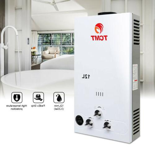 gas tankless water heater 3 2 gpm