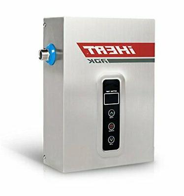 iHeat Tankless S-16 240V 66A 16KW Stainless Steel Enclosure