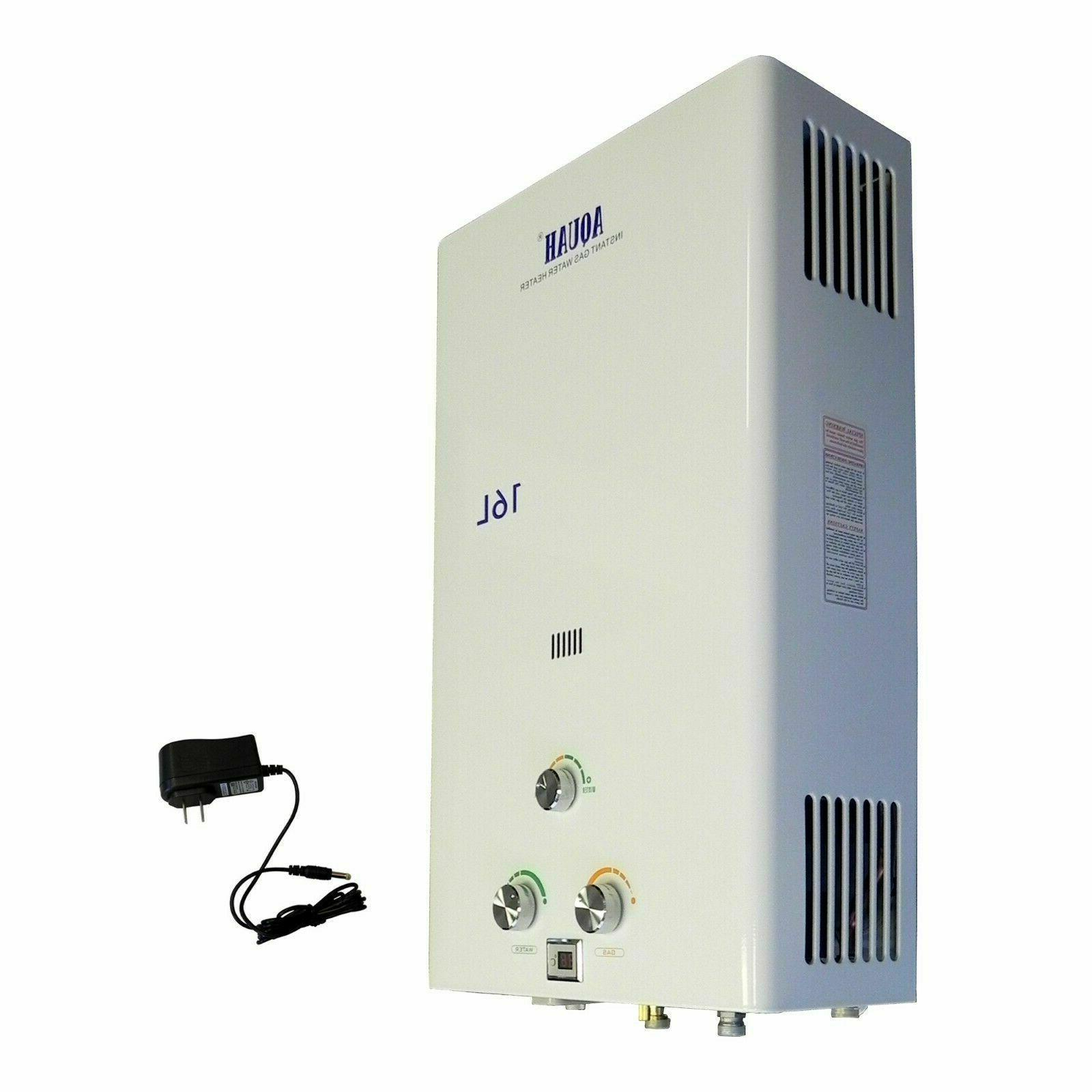Aquah Natural Gas Tankless / Gpm, House