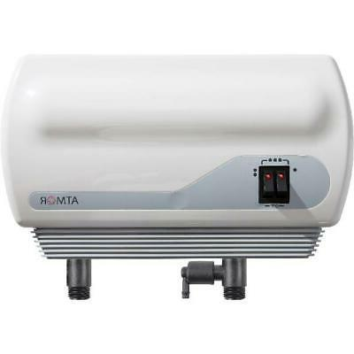 instant hot water heater electric tankless on