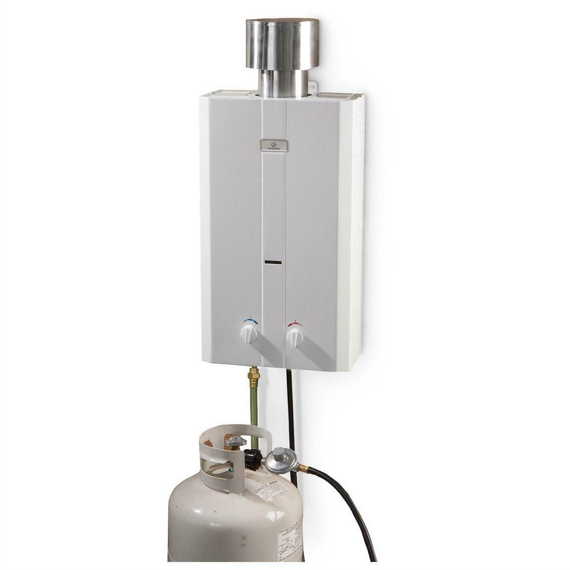 l10 portable propane gas tankless water heater