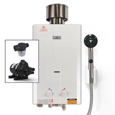 l10 portable tankless water heater