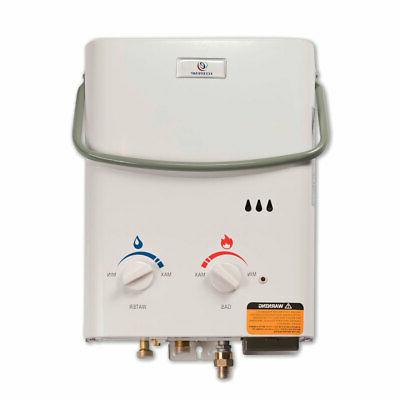 Eccotemp L5 On Portable Outdoor Tankless Hot Water Heater