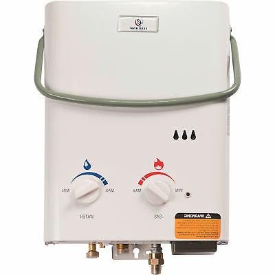 l5 portable outdoor electric tankless propane instant