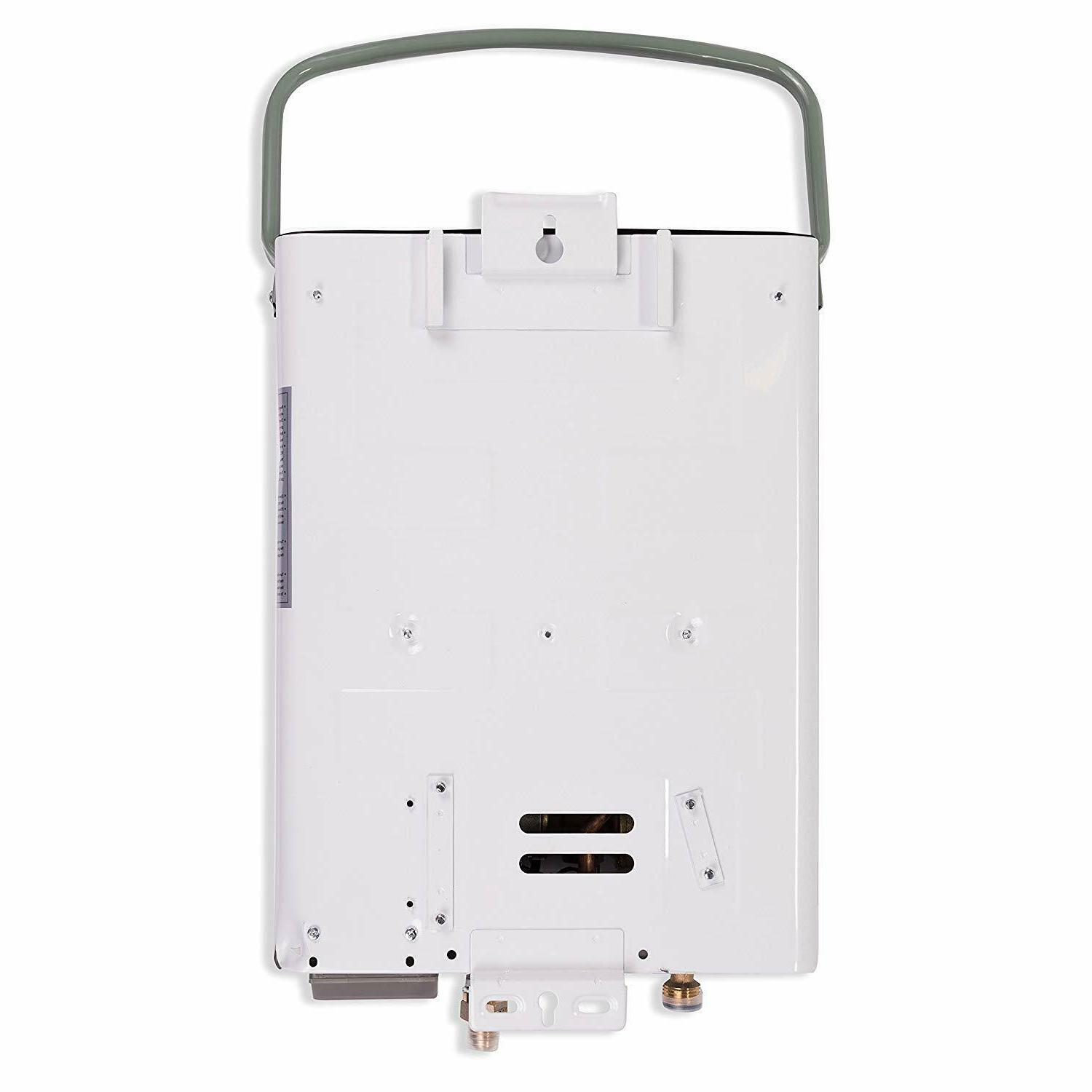 Eccotemp Tankless Water Shower NEW