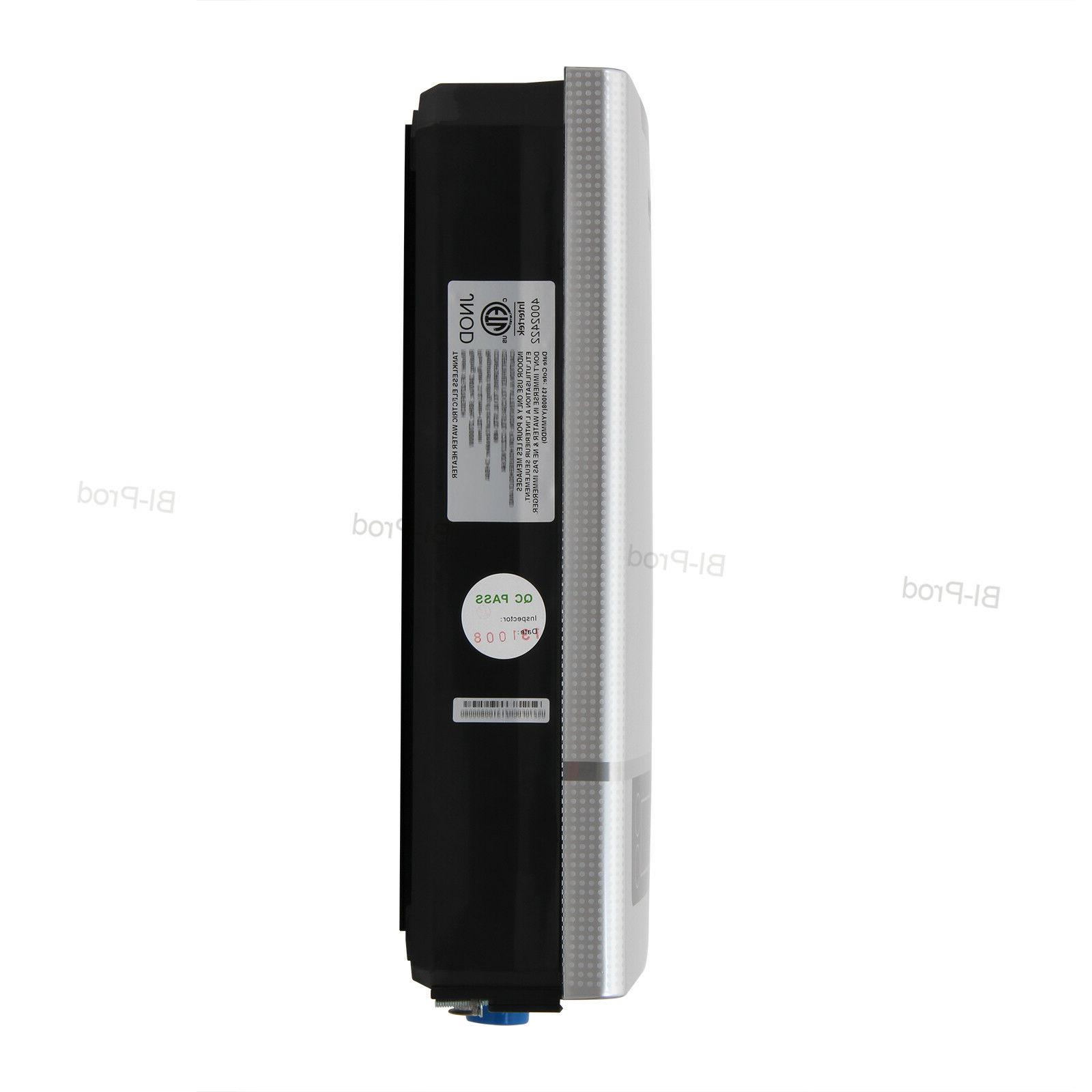 Tankless Electric Instant Water Whole Bath 240V