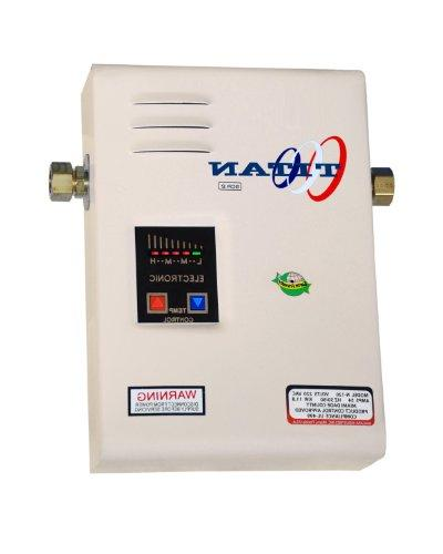 n 100 electronic tankless water