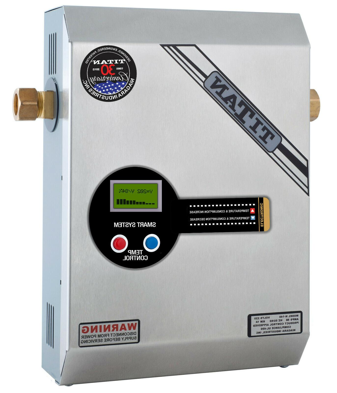 n120 s whole house tankless water heater
