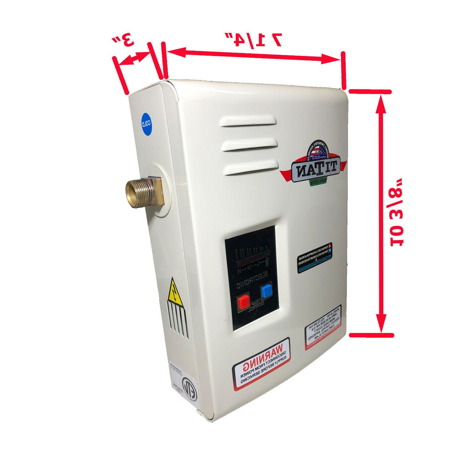 House Tankless 11.8KW