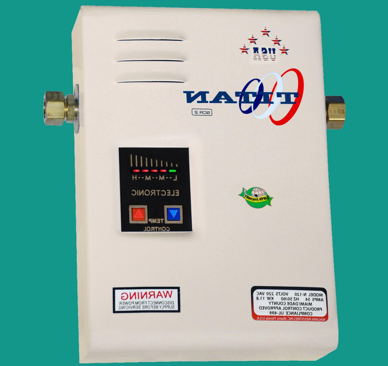 n120 scr2 whole house tankless water heater