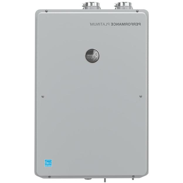 New 9.5GPM Tankless Water Heater