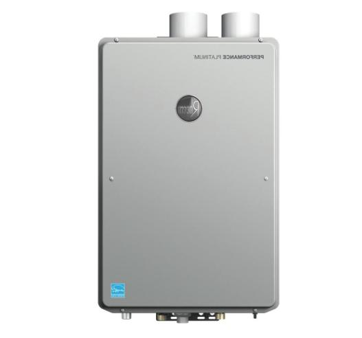 9.5GPM Tankless Water