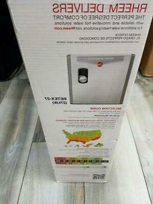 *NEW* RHEEM TANKLESS HEATER EnergySaver