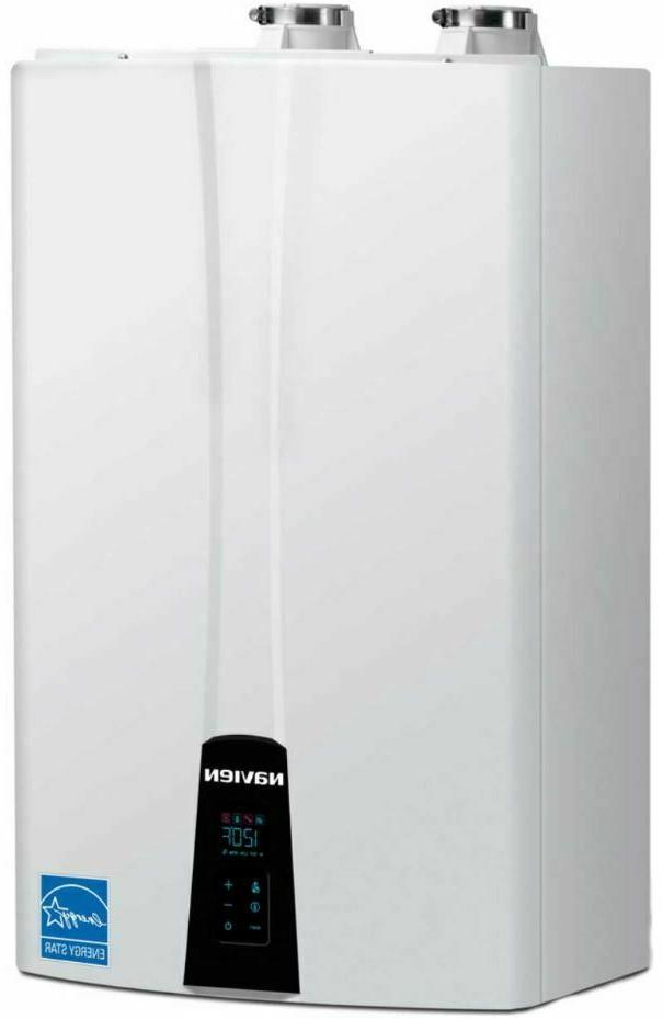 Navien NPE-240S Condensing Tankless Water 11.1GPM