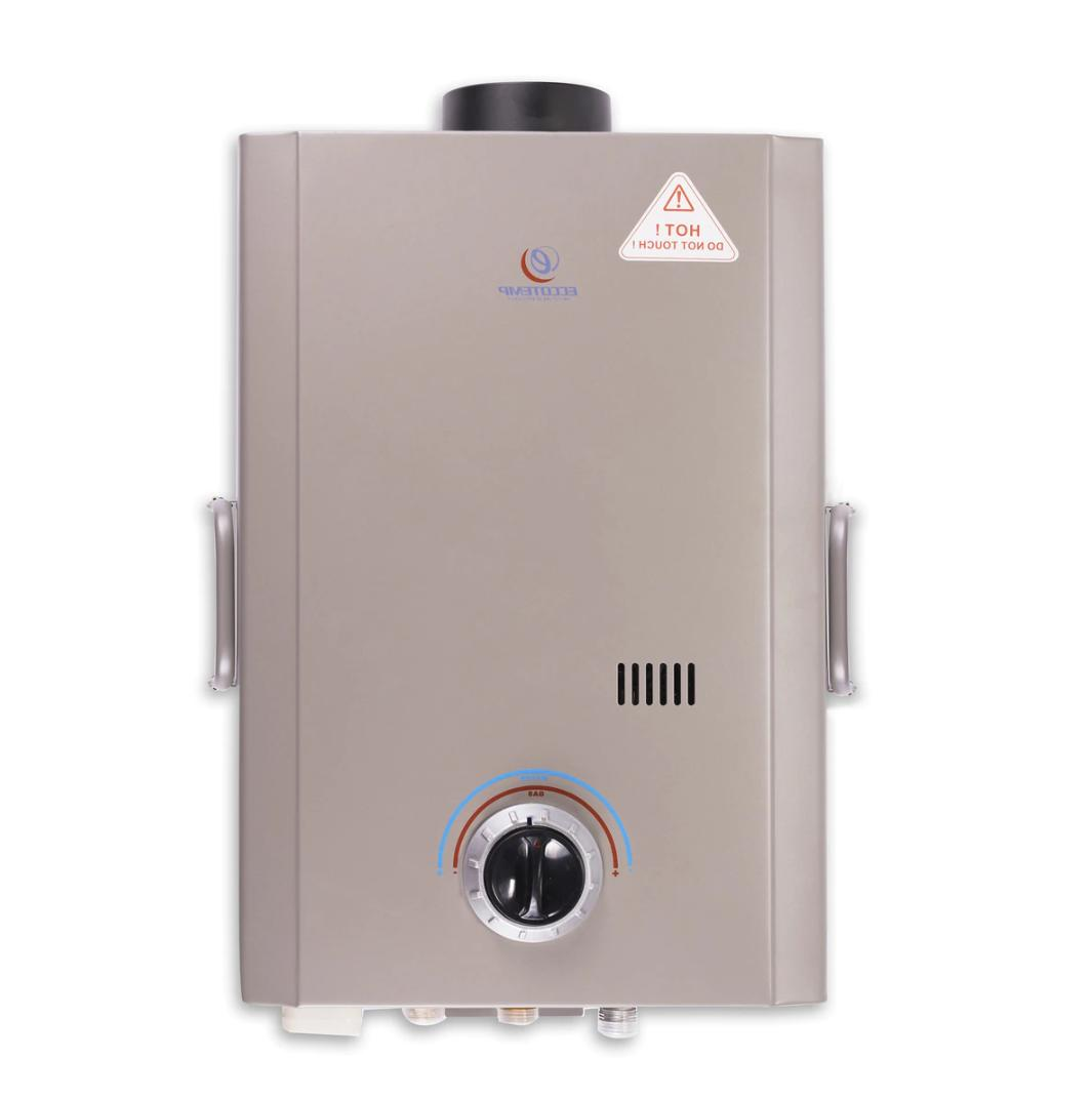 open box l7 portable tankless water heater