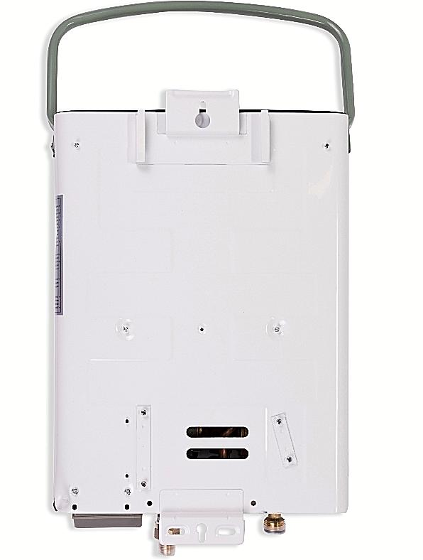 Portable Tankless Heater Gas Propane