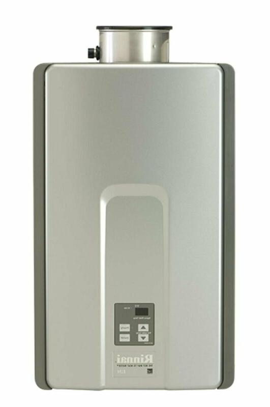 rlx94in luxury series natural gas tankless water