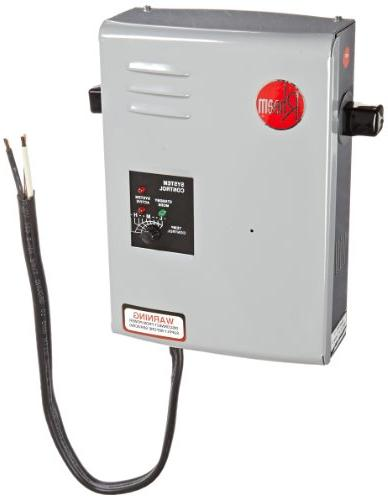 rte13 electric tankless water heater