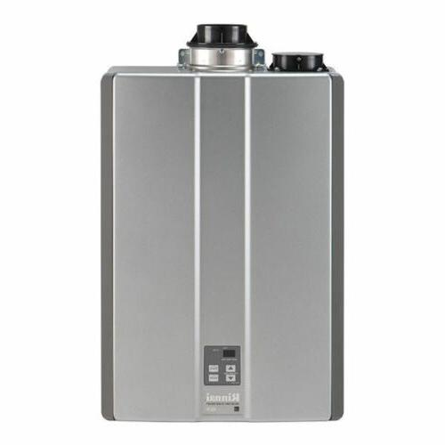 Rinnai Ultra Series Condensing Indoor Natural Tankless GPM