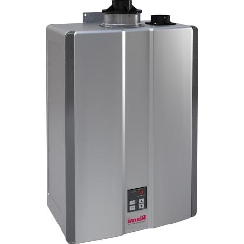 Rinnai Tankless Heaters, Silver