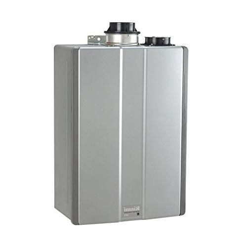 Rinnai RUR98iN Ultra Series Condensing Indoor Natural Tankless Water 9.8 Max