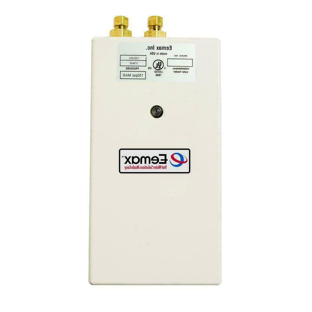 sp3012 tankless water heater single point hand