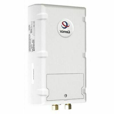 EEMAX SPEX1812T Tankless Water Heater, 120V,