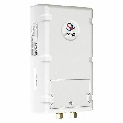 spex1812t electric tankless water heater 120v 1800w