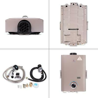 systems l7 portable tankless