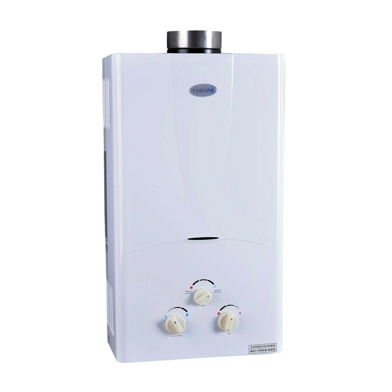 tankless hot water heater 3 1 gpm