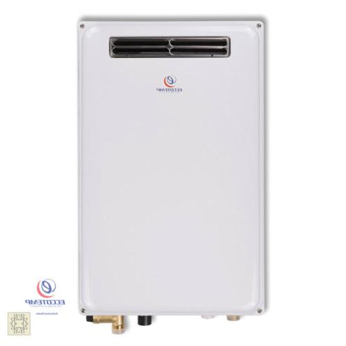 tankless natural gas water heater 45h ng