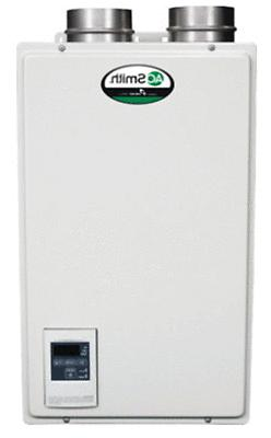 AO Smith Tankless Residential Natural Gas Water Heater ATI-1